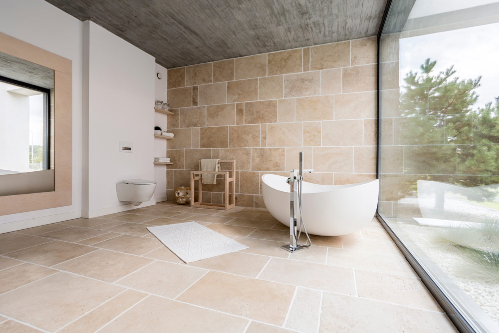 Reforma baños Vitoria