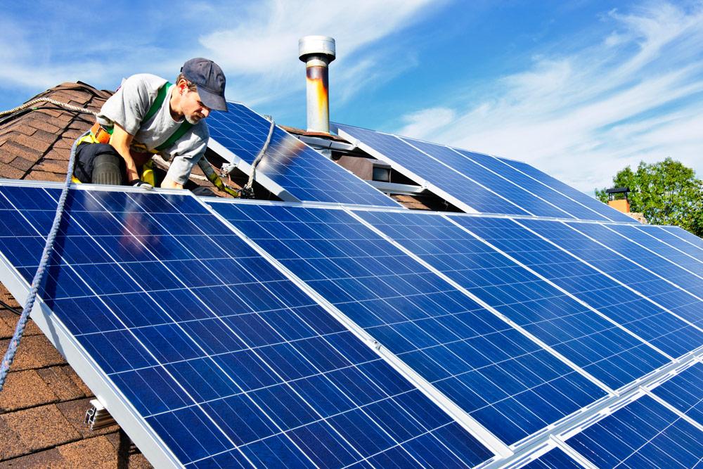 Instalaciones paneles fotovoltaicos Vitoria