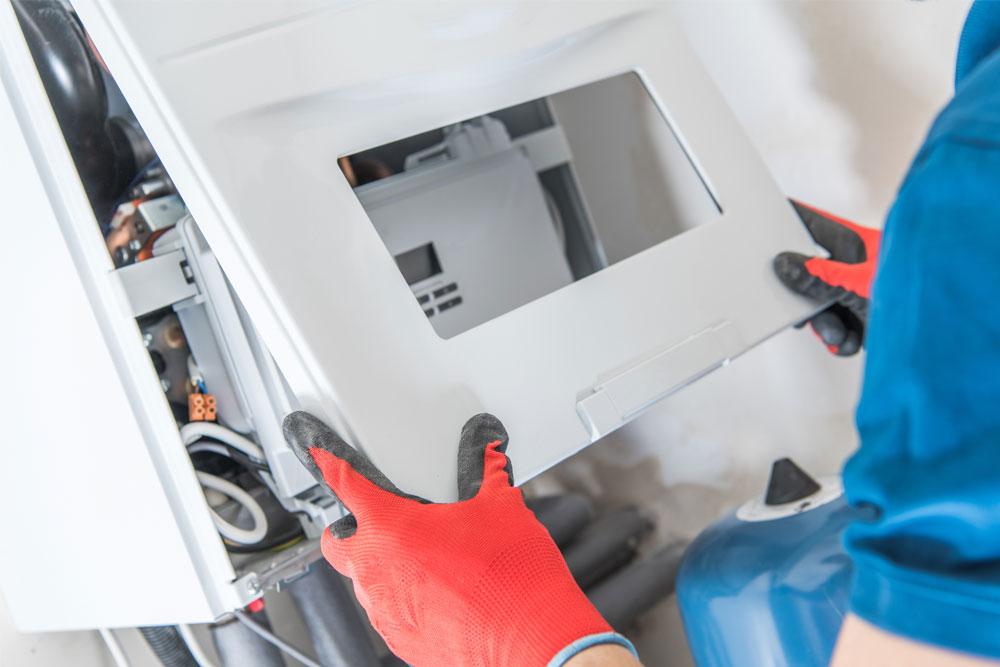 Mantenimiento reparación calderas Vitoria